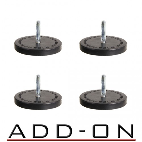 4 add-on rigmount magnets