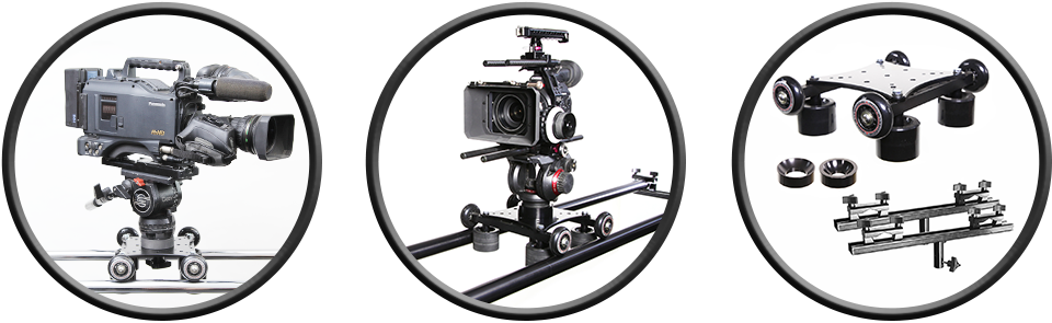RailDolly Camera Dolly System