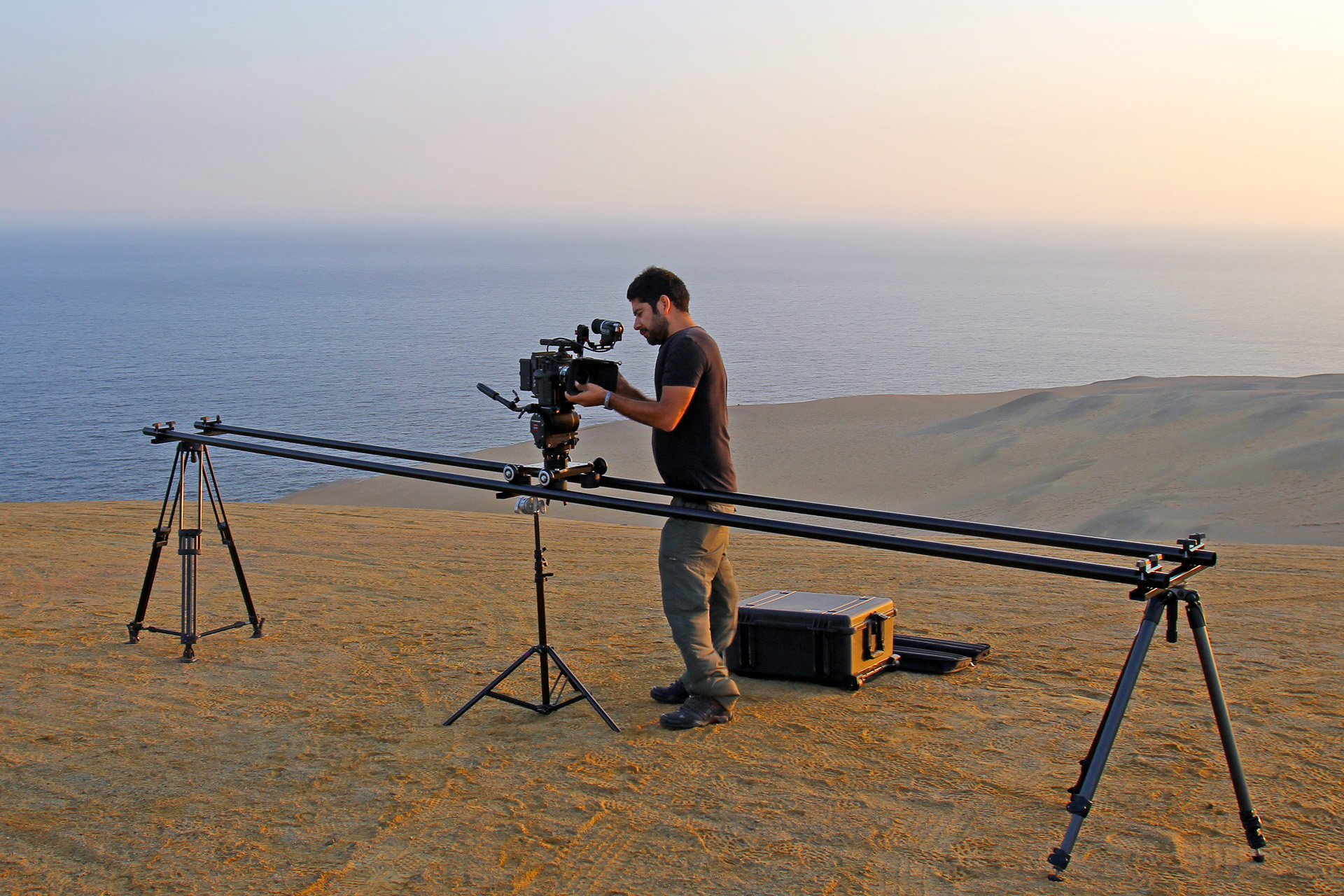 Track for Camera Dolly