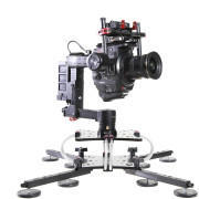 Vibration Isolator for Cinema Camera