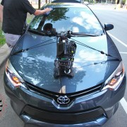 Grip-Rig for Camera Car Mounting