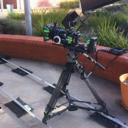 DIY Camera Dolly Track with RigWheels Components and Parts