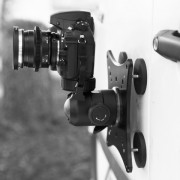 Safe Camera Mount to Film while Driving