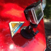 A Solid and Secure GoPro Camera Mount for Car Mounting