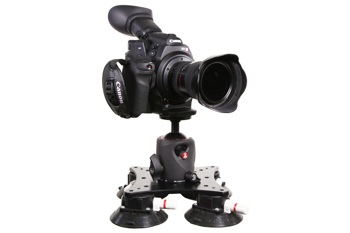 Large Camera Suction Mount