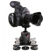 Magnetic Camera Mount for safely mounting cameras to cars for tracking shots