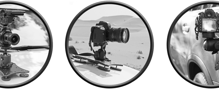 RigMount X Magnetic Camera Mount
