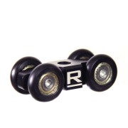 Single Micro Wheel Camera Dolly Wheel from RigWheels
