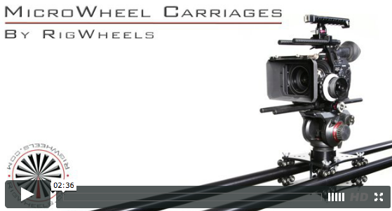 MicroWheel Carriages Product Demonstration