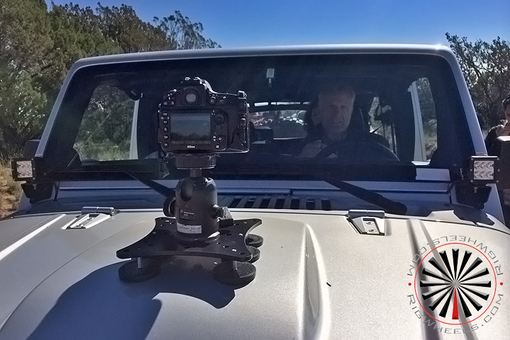 Off Road Camera Mount