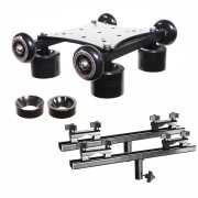 RailDolly Camera Dolly Kit from RigWheels
