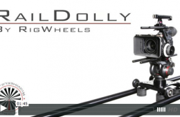 RailDolly Product Demonstration