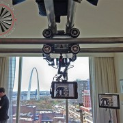 Secure Overhead Camera Rig