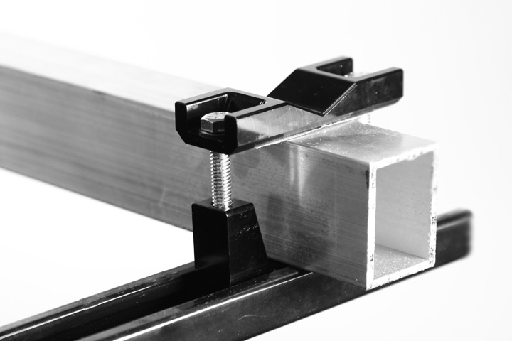 Square Pipe Clamp