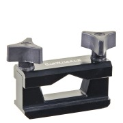 Universal Pipe Clamp to mount any size pipe by RigWheels