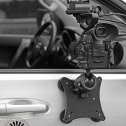 Mount your camera by the car window with this camera mount