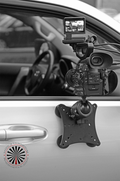 Window Camera Mount