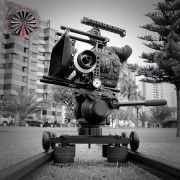 camera dolly for canon c300
