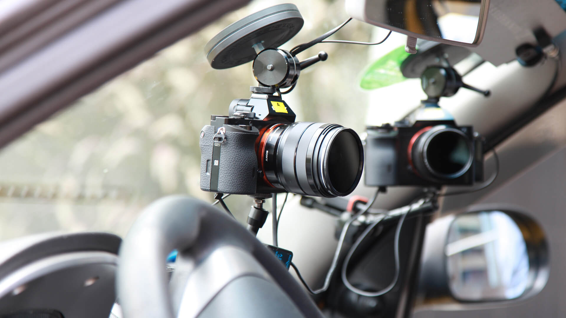 Mag Tight Camera Windshield Mount Rigwheels