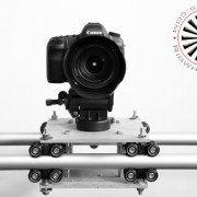Pipe Dolly setup with RigWheels