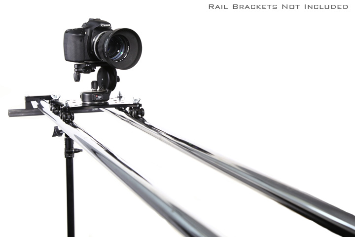 RigWheels Portable Camera Slider System