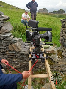 red epic dolly