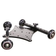 table top dolly for straight and curved camera dolly movement