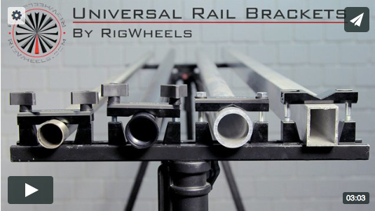 Universal End Bracket Product Demonstration